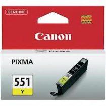 CANON CLI-551 Y. (sárga) tintapatron
