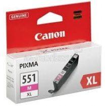 CANON CLI-551 M. XL (bíbor) tintapatron