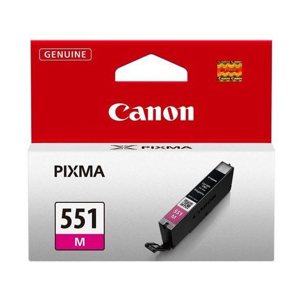 CANON CLI-551 M. (bíbor) tintapatron