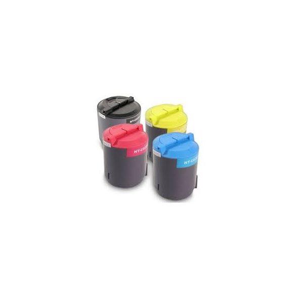 Samsung CLP-300 magenta utángyártott toner (1000 oldal) - bíbor
