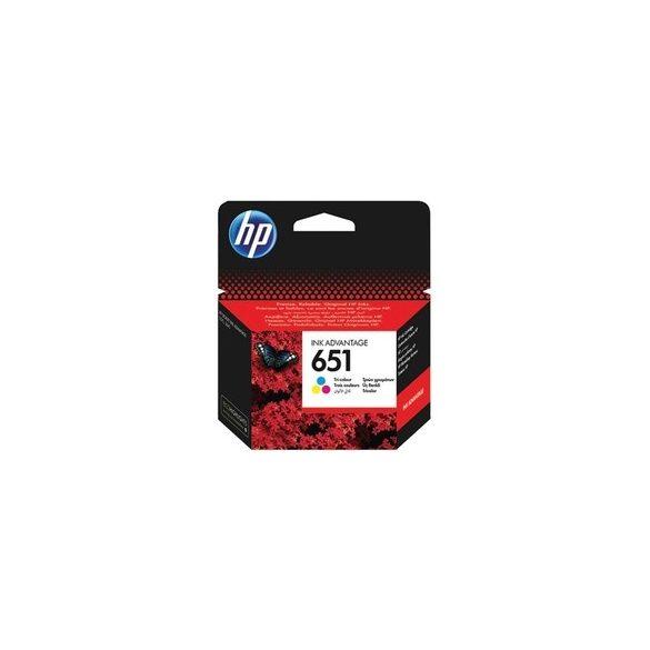 HP C2P11AE Color No.651 tintapatron eredeti
