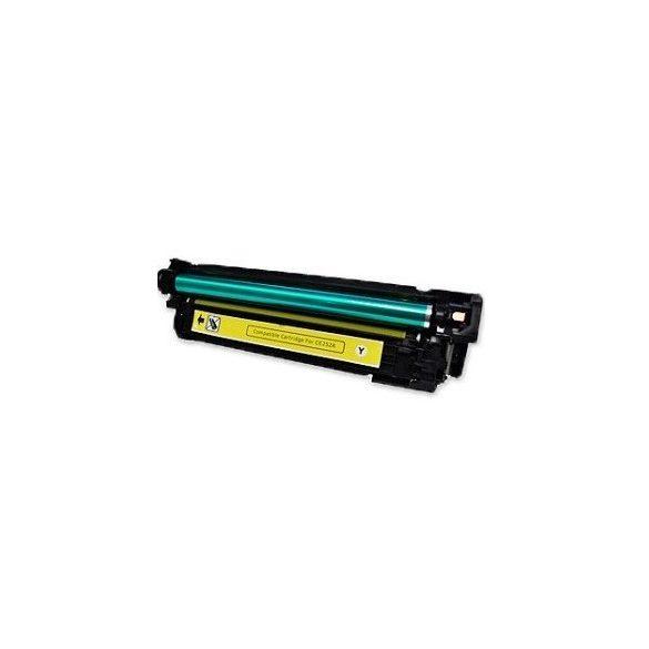 HP CE402A (507A), yellow-sárga prémium utángyártott TONER (laserjet m500 m551) 7000 oldal
