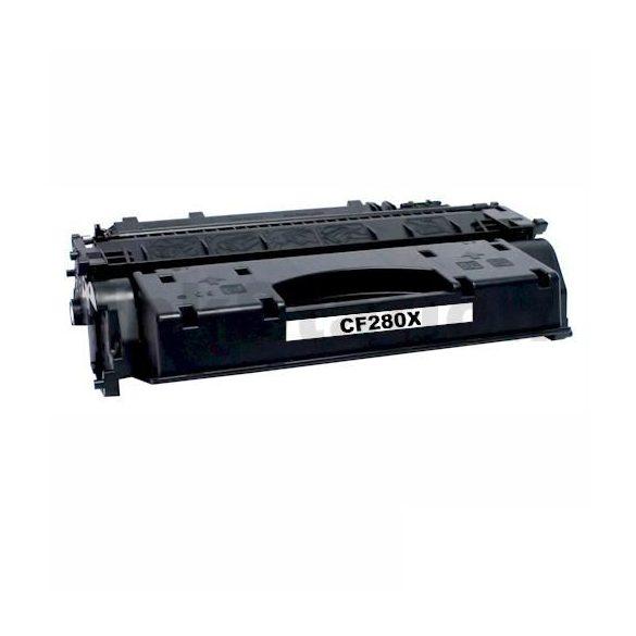 HP CF280X / 80X  utángyártott prémium toner (HP Laserjet Pro 400 stb) 6900 oldal