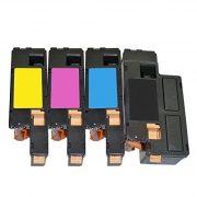 Xerox Phaser 6010 / 6000 utángyártott prémium toner, yellow, sárga (106R01633)
