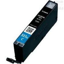 CANON CLI-551 C. XL (kék) prémium kategóriájú utángyártott chipes tintapatron