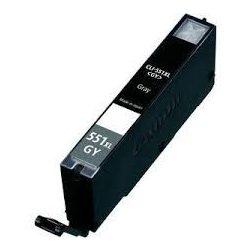 CANON CLI-551 GY. XL (szürke) prémium kategóriájú utángyártott chipes tintapatron