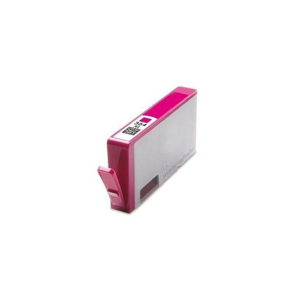 HP CB324, 364XL M. (bíbor) prémium kategóriájú utángyártott chipes tintapatron, patron