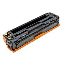 HP CE410A BK (305A) prémium kategóriájú utángyártott TONER, 3200 oldal, extra kapacítás!