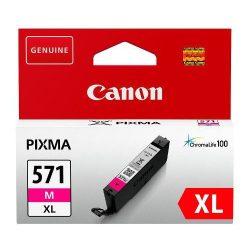 Canon CLI-571 XL M magenta piros eredeti patron