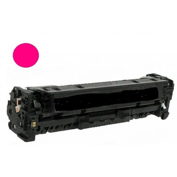 Canon CRG-054H MAGENTA-BÍBOR utángyártott prémium toner (CRG054H) - 2300 odal