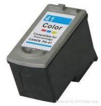 CANON CL-41 prémium kategóriájú utángyártott tintapatron, patron