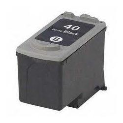 CANON PG-40 Bk. (fekete) utángyártott tintapatron, patron (PT)