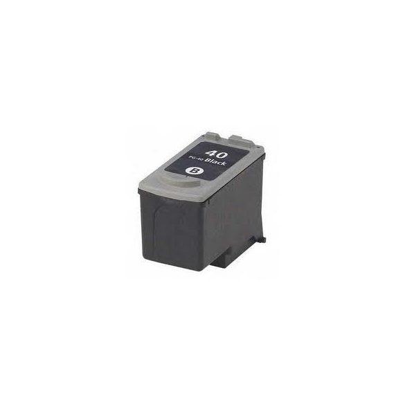 CANON PG-40 Bk. (fekete) utángyártott tintapatron, patron (PG40)