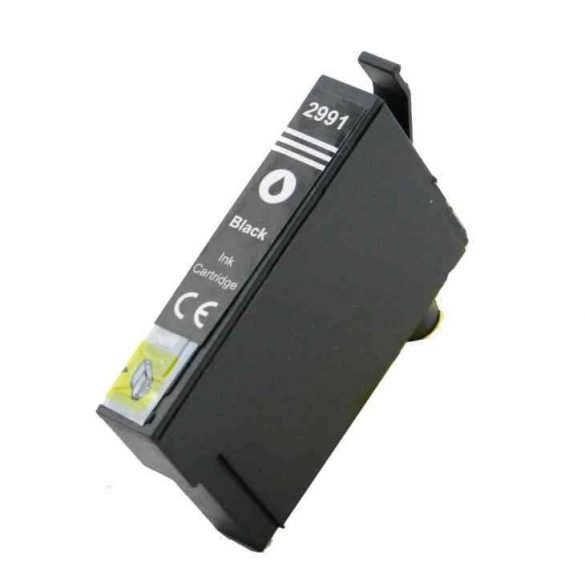 EPSON 29XL ( T2991) black prémium kategóriájú utángyártott tintapatron