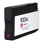 HP CN055AE, 933 XL (magenta, bíbor) prémium kategóriájú utángyártott chipes tintapatron, patron