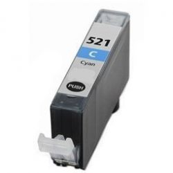 CANON CLI-521 C. (kék) prémium kategóriájú utángyártott tintapatron Chipes, patron