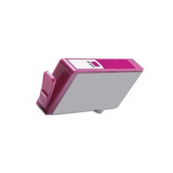 HP CD973AE, 920 XL (magenta, bíbor) prémium kategóriájú utángyártott chipes tintapatron, patron