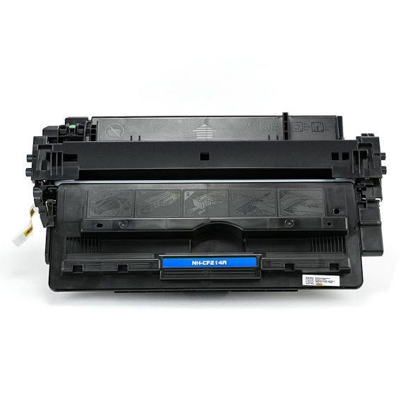 HP CF214A, 14A ( LaserJet Enterprise 700 m712)  utángyártott prémium toner, 10000 oldal