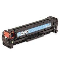 HP CC531A (cyan-kék) utángyártott prémium toner  / HP CP2025, CM2320/