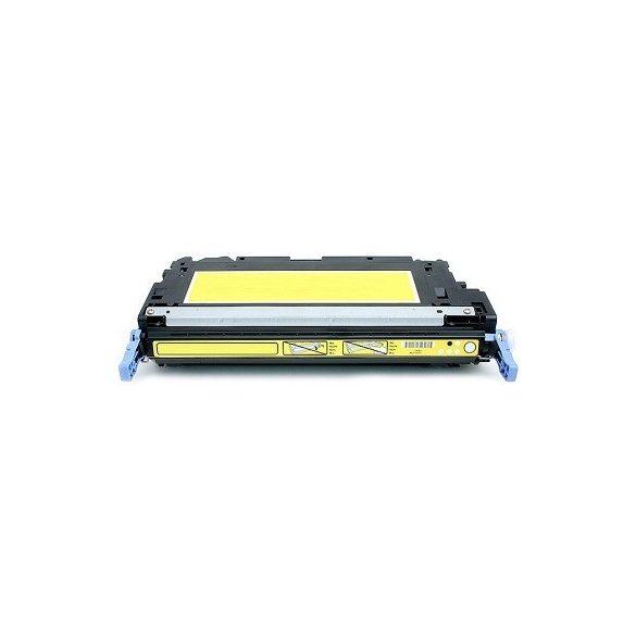 HP Q6472A (yellow-sárga) utángyártott prémium toner