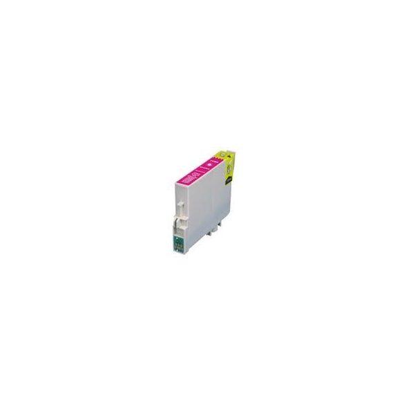 Epson T0713 M. (bíbor) prémium kategóriájú utángyártott tintapatron, patron