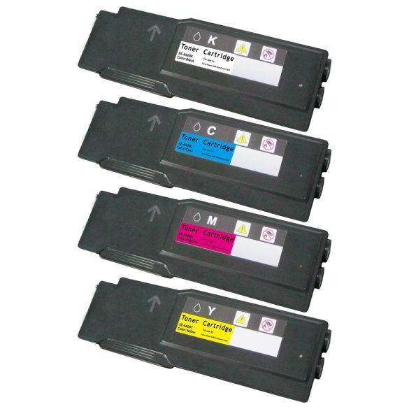 Xerox Phaser 6600/6605 MAGENTA-BÍBOR utángyártott prémium toner