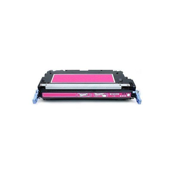 HP Q6473A (magenta-bíbor) utángyártott prémium toner