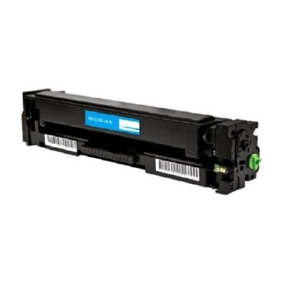 HP CF401X (201X), CYAN, KÉK prémium utángyártott TONER xl  2400 oldal