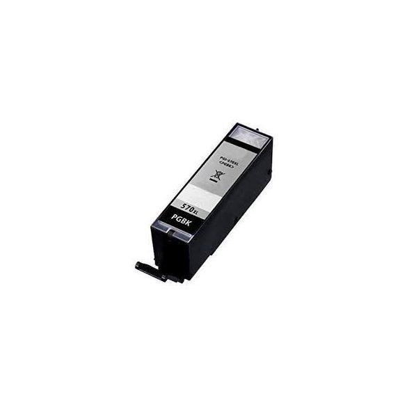 CANON PGI-570XL Bk. (fekete) utángyártott tintapatron