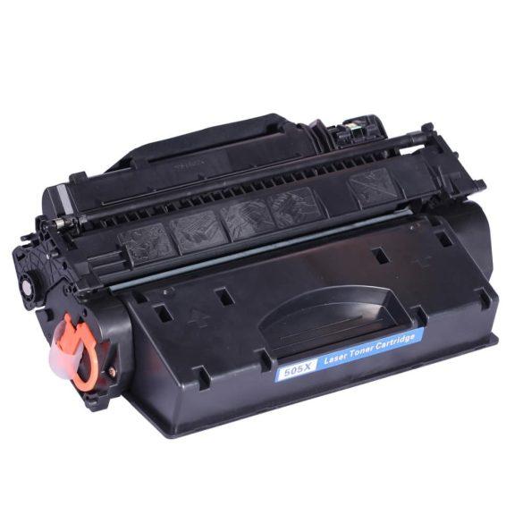 HP 05X / CE505X utángyártott prémium toner (Laserjet  P2055, pro 400, stb) 6900 oldal