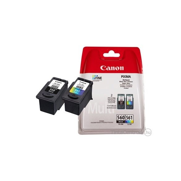 Canon PG-560/CL-561 eredeti tintapatron multipack