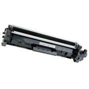 HP CF217X (17X) Black-fekete prémium utángyártott TONER, CF217A (17A) extra kapacítással: 6000 oldal (laserjet pro m102, m130)
