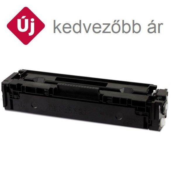 HP CF540X (203X) black-fekete prémium  utángyártott TONER (Color LaserJet Pro M254, MFP 280,281) 3200 oldal (CF540A nagy kapacitással)
