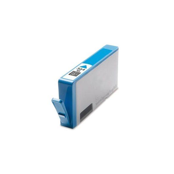 HP CB323, 364XL C. (kék) prémium kategóriájú utángyártott chipes tintapatron, patron
