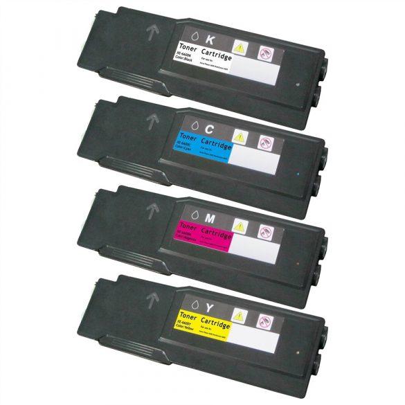 Xerox Phaser 6600, workcentre 6605 BlacK-FEKETE utángyártott prémium toner (106R02236)