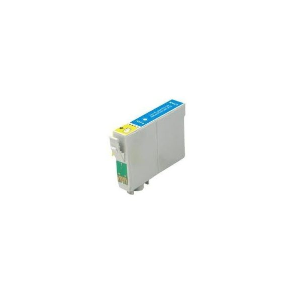 Epson T1282 C. (kék) prémium kategóriájú utángyártott tintapatron, patron