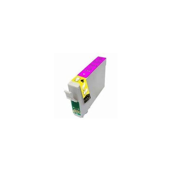 Epson T0443 M. (bíbor) prémium kategóriájú utángyártott tintapatron, patron
