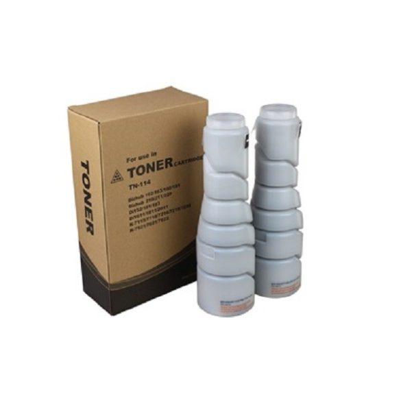 KONICAMINOLTA TN-114 utángyártott prémium toner 11000 oldal (tn114, DI152, 106B)