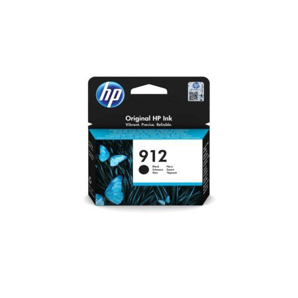 HP 912, 3YL80AE tintapatron, fekete (black), eredeti