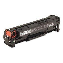 HP CC530A (bk, fekete) utángyártott prémium kategóriájú toner / HP CP2025, CM2320/