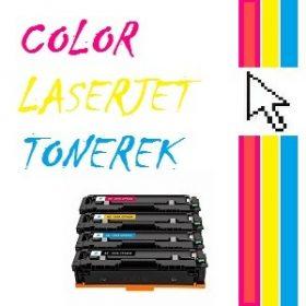 HP színes tonerek - color laserjet