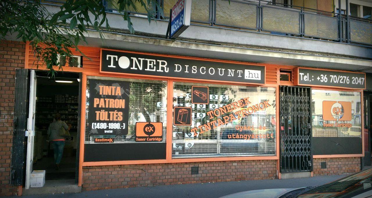 www.tonerdiscount.hu bolt